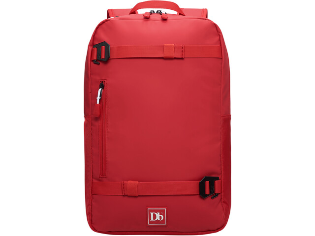 Douchebags The Scholar Mochila 17L, scarlet red